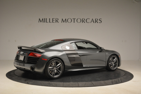 Used 2014 Audi R8 5.2 quattro for sale Sold at Aston Martin of Greenwich in Greenwich CT 06830 8