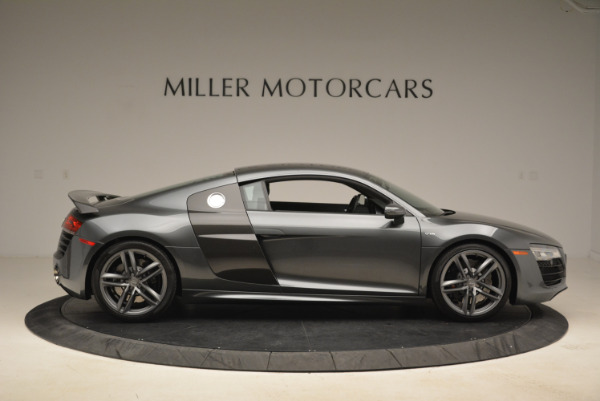 Used 2014 Audi R8 5.2 quattro for sale Sold at Aston Martin of Greenwich in Greenwich CT 06830 9