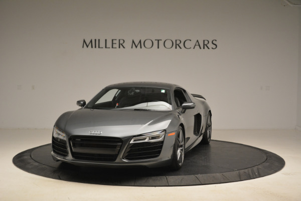Used 2014 Audi R8 5.2 quattro for sale Sold at Aston Martin of Greenwich in Greenwich CT 06830 1