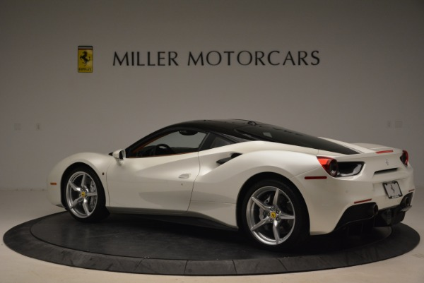 Used 2016 Ferrari 488 GTB for sale Sold at Aston Martin of Greenwich in Greenwich CT 06830 4