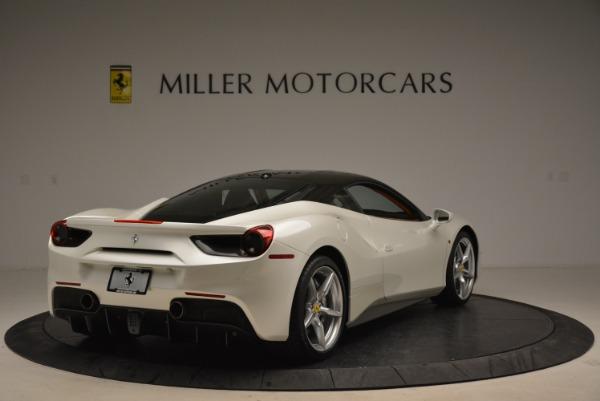Used 2016 Ferrari 488 GTB for sale Sold at Aston Martin of Greenwich in Greenwich CT 06830 7