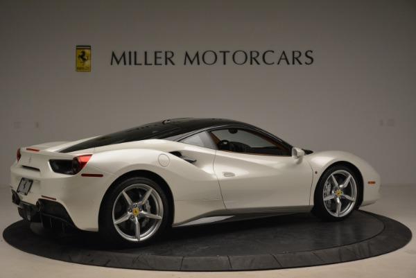 Used 2016 Ferrari 488 GTB for sale Sold at Aston Martin of Greenwich in Greenwich CT 06830 8
