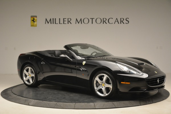 Used 2009 Ferrari California for sale Sold at Aston Martin of Greenwich in Greenwich CT 06830 10