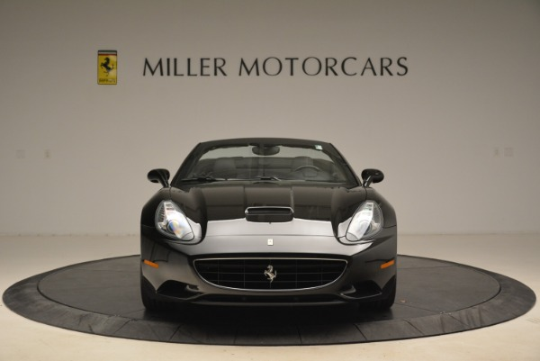 Used 2009 Ferrari California for sale Sold at Aston Martin of Greenwich in Greenwich CT 06830 12