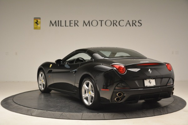 Used 2009 Ferrari California for sale Sold at Aston Martin of Greenwich in Greenwich CT 06830 17