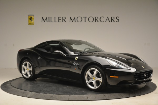 Used 2009 Ferrari California for sale Sold at Aston Martin of Greenwich in Greenwich CT 06830 22