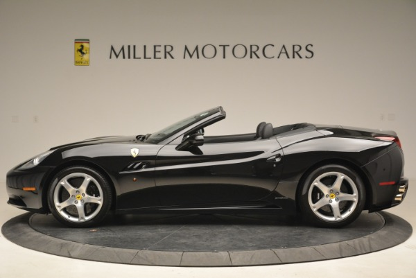 Used 2009 Ferrari California for sale Sold at Aston Martin of Greenwich in Greenwich CT 06830 3