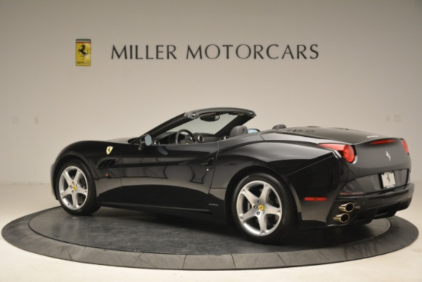 Used 2009 Ferrari California for sale Sold at Aston Martin of Greenwich in Greenwich CT 06830 4