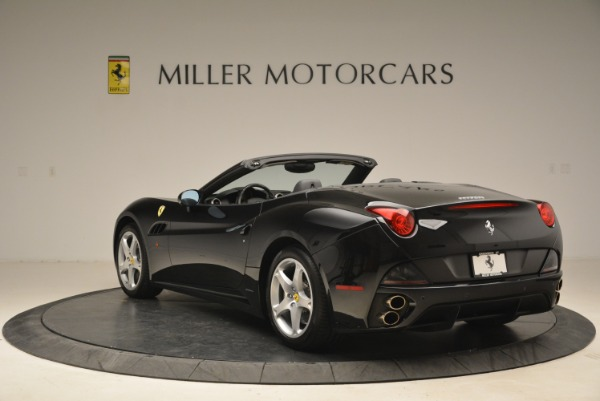 Used 2009 Ferrari California for sale Sold at Aston Martin of Greenwich in Greenwich CT 06830 5
