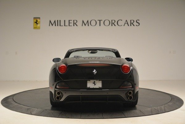 Used 2009 Ferrari California for sale Sold at Aston Martin of Greenwich in Greenwich CT 06830 6