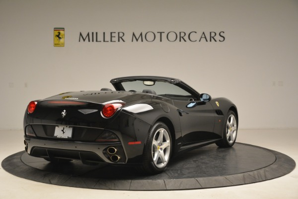 Used 2009 Ferrari California for sale Sold at Aston Martin of Greenwich in Greenwich CT 06830 7