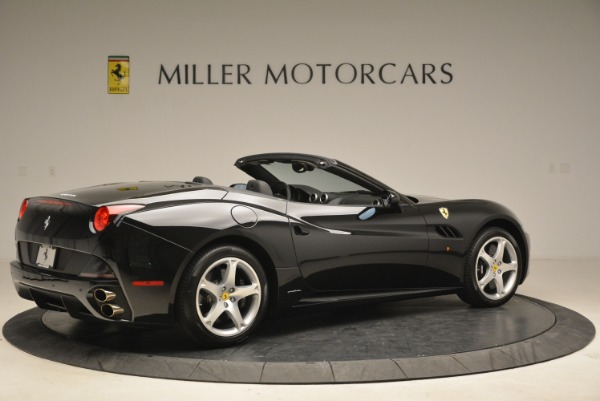 Used 2009 Ferrari California for sale Sold at Aston Martin of Greenwich in Greenwich CT 06830 8