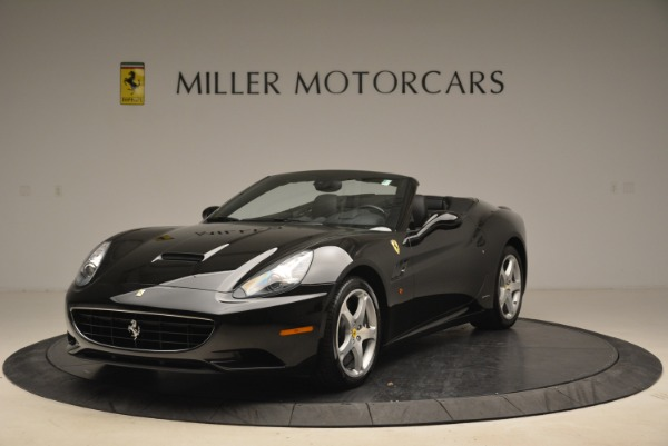 Used 2009 Ferrari California for sale Sold at Aston Martin of Greenwich in Greenwich CT 06830 1