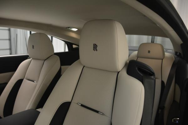 New 2016 Rolls-Royce Wraith for sale Sold at Aston Martin of Greenwich in Greenwich CT 06830 24