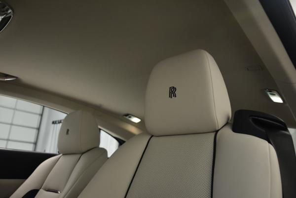 New 2016 Rolls-Royce Wraith for sale Sold at Aston Martin of Greenwich in Greenwich CT 06830 28