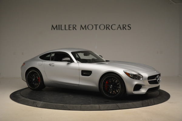 Used 2016 Mercedes-Benz AMG GT S for sale Sold at Aston Martin of Greenwich in Greenwich CT 06830 10