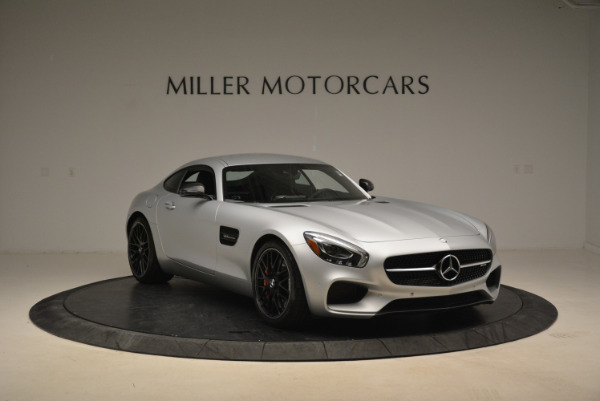 Used 2016 Mercedes-Benz AMG GT S for sale Sold at Aston Martin of Greenwich in Greenwich CT 06830 11