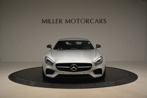 Used 2016 Mercedes-Benz AMG GT S for sale Sold at Aston Martin of Greenwich in Greenwich CT 06830 12