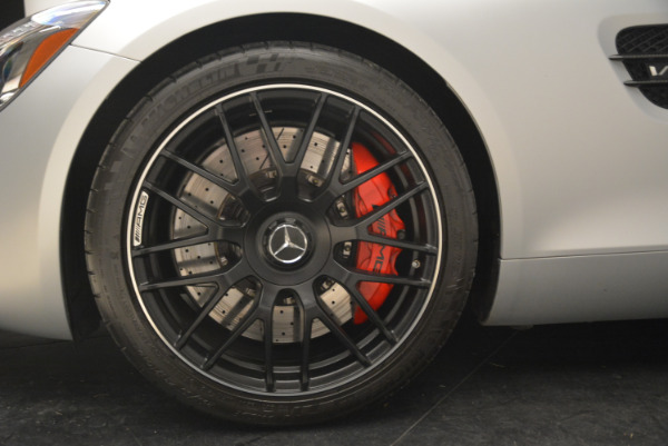 Used 2016 Mercedes-Benz AMG GT S for sale Sold at Aston Martin of Greenwich in Greenwich CT 06830 13