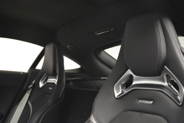 Used 2016 Mercedes-Benz AMG GT S for sale Sold at Aston Martin of Greenwich in Greenwich CT 06830 15