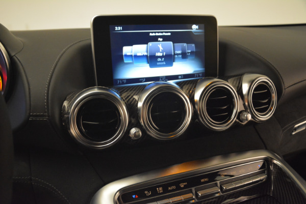 Used 2016 Mercedes-Benz AMG GT S for sale Sold at Aston Martin of Greenwich in Greenwich CT 06830 16