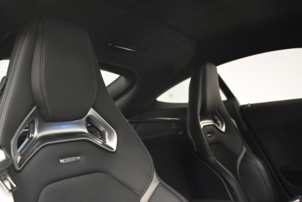 Used 2016 Mercedes-Benz AMG GT S for sale Sold at Aston Martin of Greenwich in Greenwich CT 06830 18