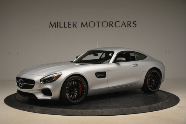 Used 2016 Mercedes-Benz AMG GT S for sale Sold at Aston Martin of Greenwich in Greenwich CT 06830 2