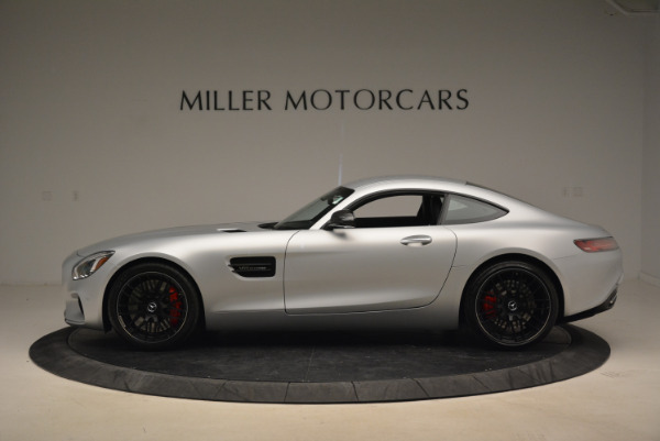Used 2016 Mercedes-Benz AMG GT S for sale Sold at Aston Martin of Greenwich in Greenwich CT 06830 3