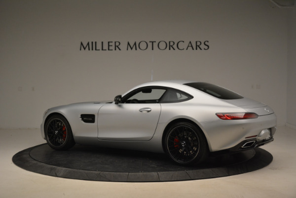 Used 2016 Mercedes-Benz AMG GT S for sale Sold at Aston Martin of Greenwich in Greenwich CT 06830 4