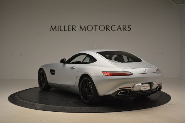 Used 2016 Mercedes-Benz AMG GT S for sale Sold at Aston Martin of Greenwich in Greenwich CT 06830 5