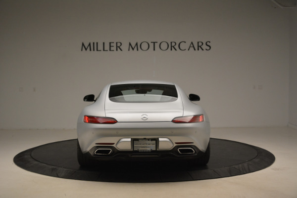 Used 2016 Mercedes-Benz AMG GT S for sale Sold at Aston Martin of Greenwich in Greenwich CT 06830 6