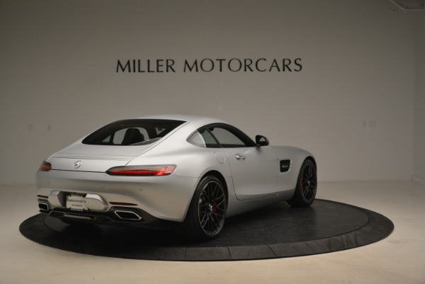 Used 2016 Mercedes-Benz AMG GT S for sale Sold at Aston Martin of Greenwich in Greenwich CT 06830 7