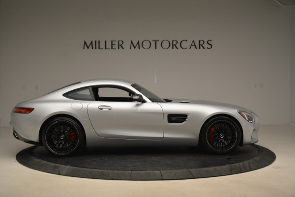 Used 2016 Mercedes-Benz AMG GT S for sale Sold at Aston Martin of Greenwich in Greenwich CT 06830 9