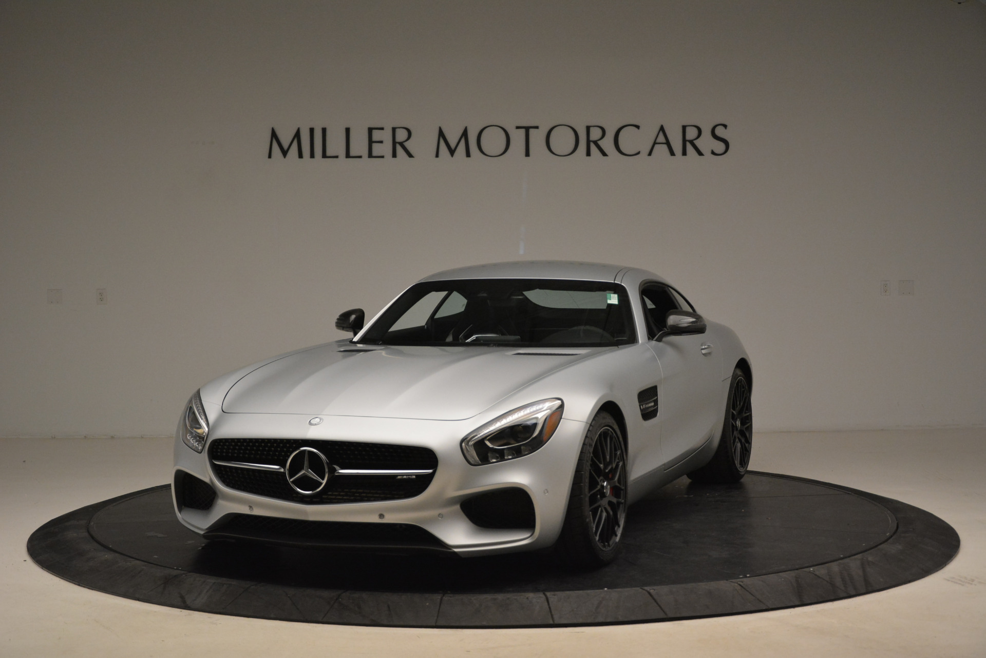 Used 2016 Mercedes-Benz AMG GT S for sale Sold at Aston Martin of Greenwich in Greenwich CT 06830 1