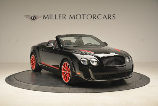 Used 2013 Bentley Continental GT Supersports Convertible ISR for sale Sold at Aston Martin of Greenwich in Greenwich CT 06830 11