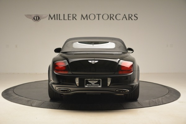 Used 2013 Bentley Continental GT Supersports Convertible ISR for sale Sold at Aston Martin of Greenwich in Greenwich CT 06830 19