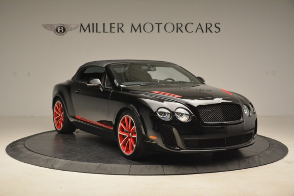 Used 2013 Bentley Continental GT Supersports Convertible ISR for sale Sold at Aston Martin of Greenwich in Greenwich CT 06830 24