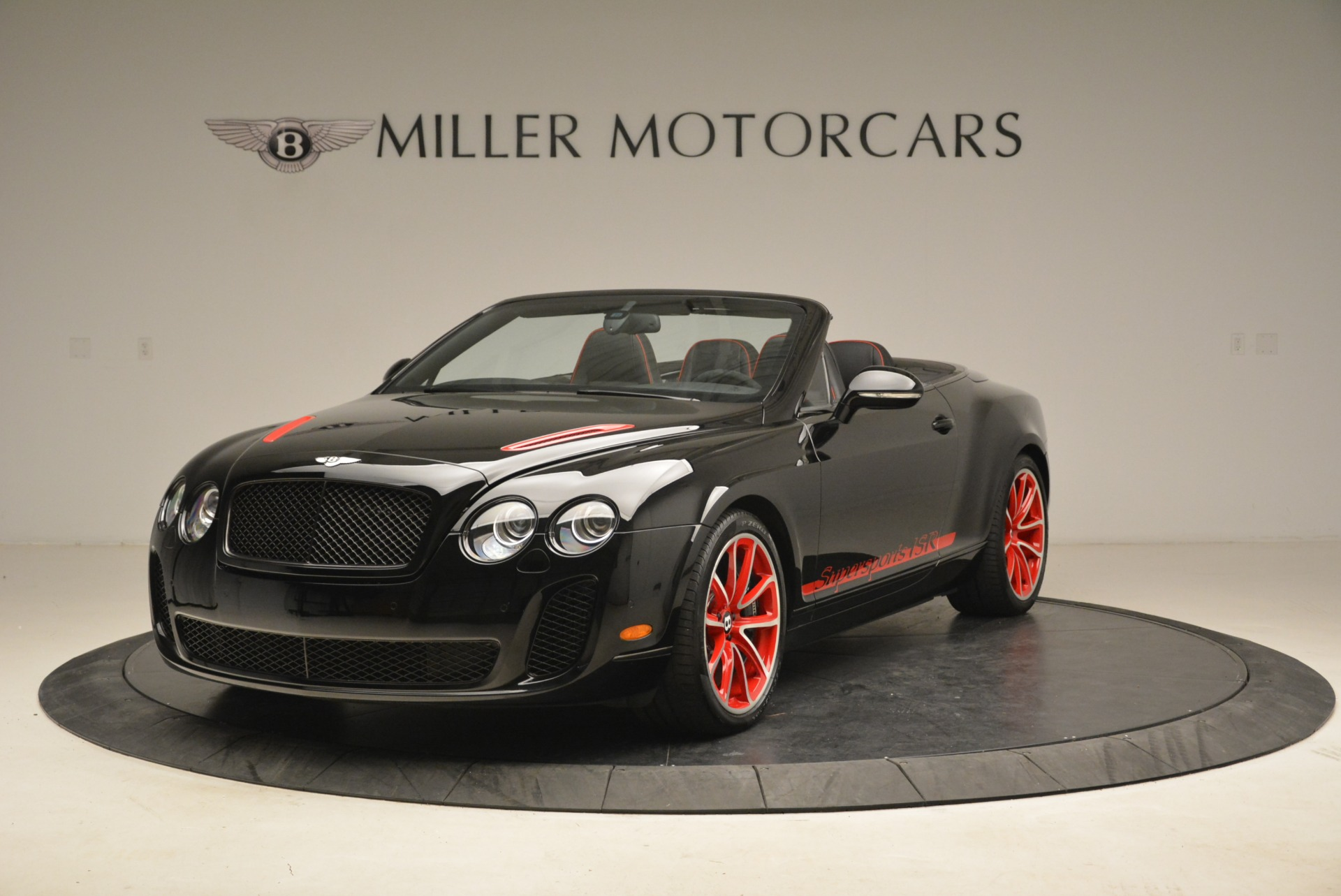 Used 2013 Bentley Continental GT Supersports Convertible ISR for sale Sold at Aston Martin of Greenwich in Greenwich CT 06830 1