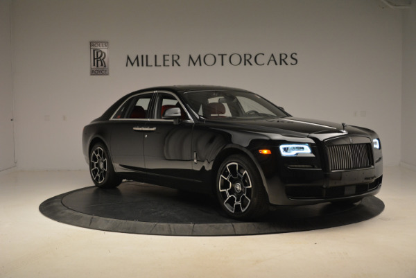 Used 2017 Rolls-Royce Ghost Black Badge for sale Sold at Aston Martin of Greenwich in Greenwich CT 06830 11