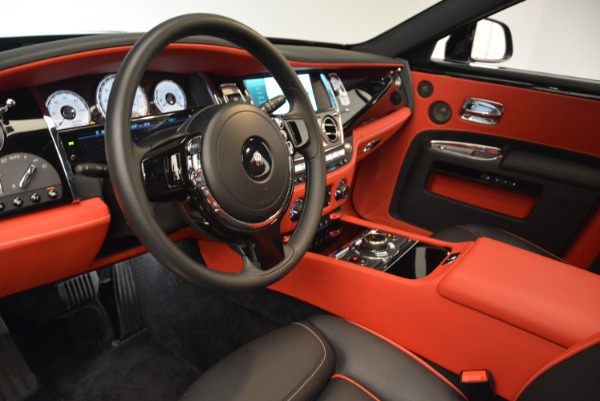 Used 2017 Rolls-Royce Ghost Black Badge for sale Sold at Aston Martin of Greenwich in Greenwich CT 06830 17