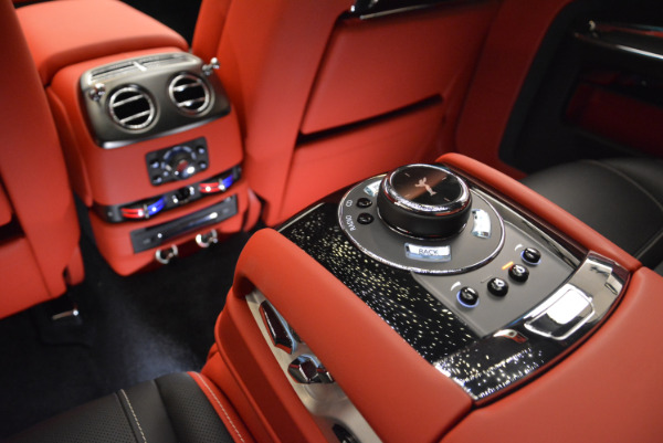 Used 2017 Rolls-Royce Ghost Black Badge for sale Sold at Aston Martin of Greenwich in Greenwich CT 06830 24