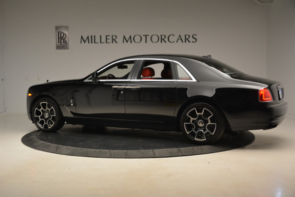 Used 2017 Rolls-Royce Ghost Black Badge for sale Sold at Aston Martin of Greenwich in Greenwich CT 06830 4