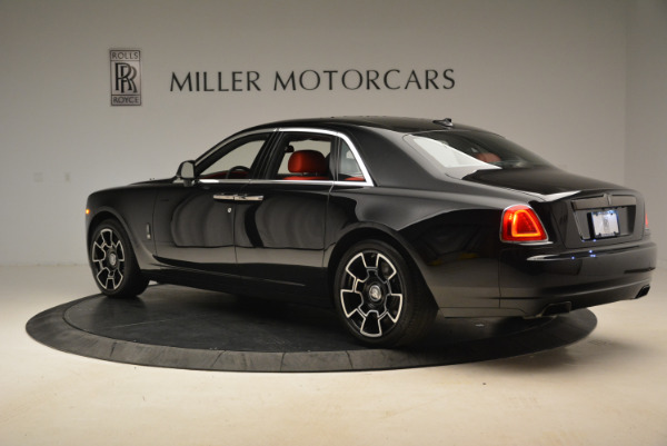 Used 2017 Rolls-Royce Ghost Black Badge for sale Sold at Aston Martin of Greenwich in Greenwich CT 06830 5