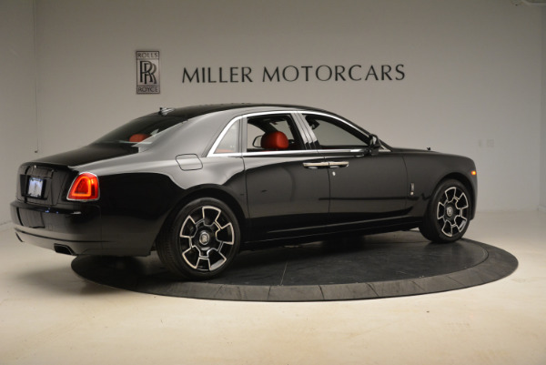 Used 2017 Rolls-Royce Ghost Black Badge for sale Sold at Aston Martin of Greenwich in Greenwich CT 06830 8