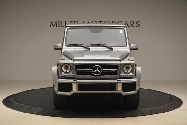 Used 2017 Mercedes-Benz G-Class AMG G 63 for sale Sold at Aston Martin of Greenwich in Greenwich CT 06830 12