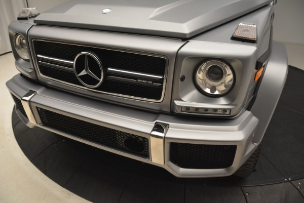 Used 2017 Mercedes-Benz G-Class AMG G 63 for sale Sold at Aston Martin of Greenwich in Greenwich CT 06830 14