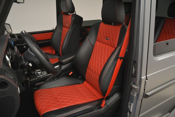 Used 2017 Mercedes-Benz G-Class AMG G 63 for sale Sold at Aston Martin of Greenwich in Greenwich CT 06830 23