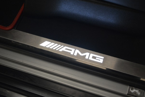 Used 2017 Mercedes-Benz G-Class AMG G 63 for sale Sold at Aston Martin of Greenwich in Greenwich CT 06830 24
