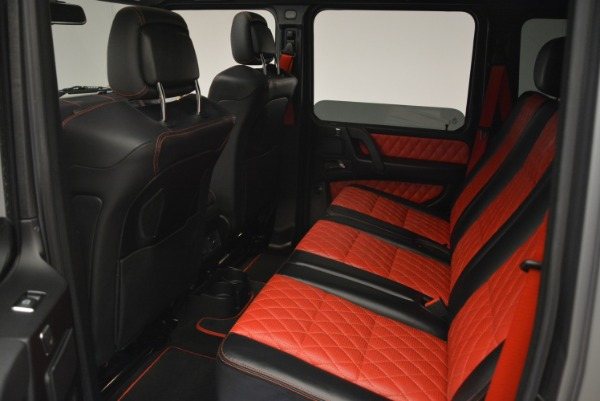Used 2017 Mercedes-Benz G-Class AMG G 63 for sale Sold at Aston Martin of Greenwich in Greenwich CT 06830 26