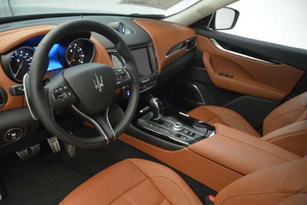 New 2018 Maserati Levante S Q4 GranSport for sale Sold at Aston Martin of Greenwich in Greenwich CT 06830 12